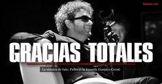 Los 10 mejores temas de Gustavo Cerati junto a Soda Estereo