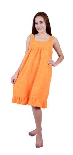 https://flic.kr/p/P3abdA | Dress Rempel Microfiber Orange (5) | Handuk Bentuk Baju ( handuk seperti baju ), adalah handuk baju tebal ( Towelling dress womens ) yang cocok untuk Baju Handuk Hotel, atau spa towel, karena baju handuk panjang ini adalah microfiber towel dress yang terbuat dari Bahan Microfiber lembut dengan banyak pilihan warna cerah dan menarik. Tersedia juga baju handuk mandi anak ( Child's towel dress ) atau dress towel turban dengan 12 pilihan warna dan merupakan Dress…