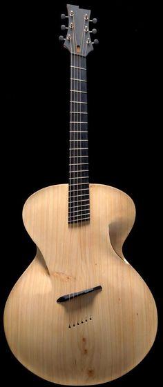 "Maxwell Guitars ""infinitum"""