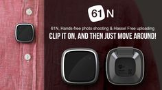 61N, Hands-free photo shooting & Hassle-free uploading