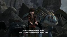 Graphics Riders of Berk < Hiccup being protective of Astrid in RTTE. He's always so sweet to her. I love it! :)