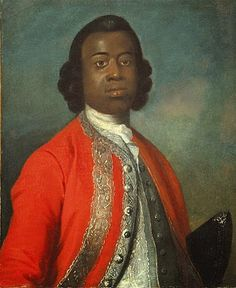 WILLIAM ANSAH SASREKU (SESSARAKOO): African prince from Ghana who was sold into slavery in Barbados. Later released and a celebrity in London.