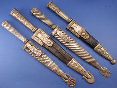 A Short Essay about Gaucho knives: Facón, Daga, Cuchilla and Puñal