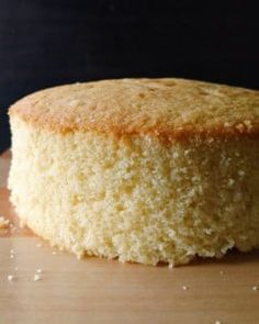 A 100 year old recipe for soft and fluffy butter cake !