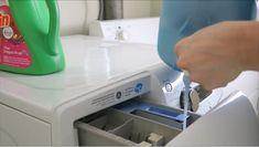 Vymeňte drahé aviváže za tento lacný domáci recept: Zmenu uvidíte už po prvom praní! – Báječné Ženy