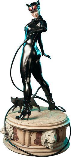 Catwoman Premium Format™ Figure ®... #{T.R.L.}