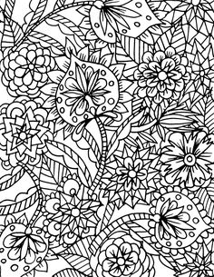 Colorarty 48 Watercolor Pencils Set - Professional Colored Pencils for Adult Coloring & Artists, Art Soft Vibrant Color Cores, Inc. Abstract Coloring Pages, Spring Coloring Pages, Flower Coloring Pages, Mandala Coloring Pages, Coloring Book Pages, Coloring Sheets, Snacks For Work, Healthy Work Snacks, Alisa Burke