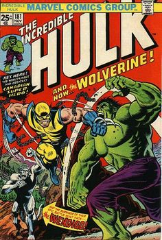 The amazing spider man vol 1 129 superheros pinterest book a rare piece of marvel comics which features the wolverine and the incredible hulk fandeluxe Choice Image