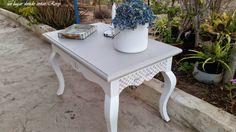 un lugar donde soñar: mi mesa nueva......