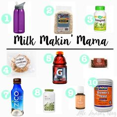 After having so many issues while nursing Laikyn and then ending up nursing her for so long, I was able to try out many things to increase my milk supply. I battled low supply with her, and serious…