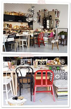 #Cafe  Look at the places where we like to enjoy our favorite coffee.  http://redcoffeemachines.co.uk