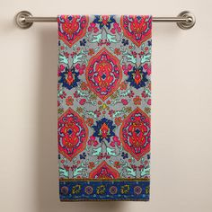 One of my favorite discoveries at WorldMarket.com: Marrakesh Bath Towel