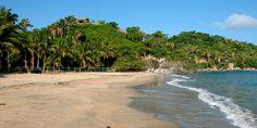 San Pancho Beach Toward President's Point