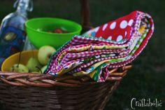 Ένα πολύχρωμο παπλωματάκι και πώς θα το ράψεις
