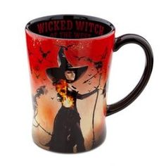 Wicked Witch of the West Disneys Oz the Great and Powerful Mug  Cup ** Learn more by visiting the image link.