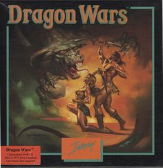 Dragon Wars (C64)