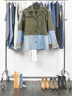 Venez découvrir les vestes made in France retravaillées de la collection été 2017