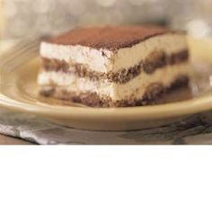 it is the best tiramisu recipe out there. tried and true! Just Desserts, Delicious Desserts, Dessert Recipes, Yummy Food, Custard Desserts, Best Tiramisu Recipe, Coffee Cookies, Cupcake Cakes, Cupcakes