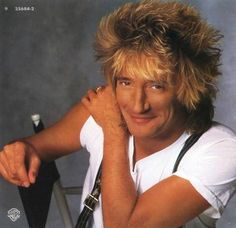 0caad4b0c3d Rod Stewart ~ my grandpa gave me my first Rod when I was little I still go  to a Rod concert every time he tours
