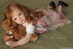 Волшебной красоты девочка реборн Mattia от Анны Арутюнян / Куклы Реборн: изготовление своими руками, фото, мастера / Бэйбики. Куклы фото. Одежда для кукол Reborn Toddler Dolls, Reborn Dolls, Silicone Reborn Babies, Middle School, Marie, Artist, Projects, Red Heads, Fabric Dolls