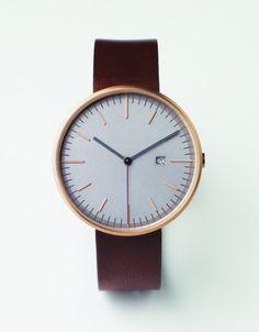 En vacker klocka för att hålla koll på tiden.
