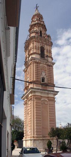Torre de la desaparecida Iglesia de Ntra Sra. de la Victoria de Estepa