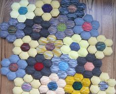 Ravelry: discoknits' Beekeeper's Quilt