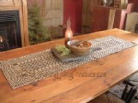 Sweet Surrender Woven Table Runners