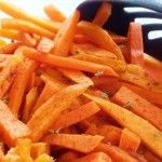 Vegan Recipe: Caribbean Sweet Potato Fries