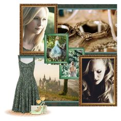 """""""Cinderella"""" by charlizard ❤ liked on Polyvore featuring art"""