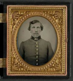 Lt. Smith Whitfield Co. B 24th Tennessee Infantry