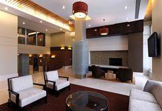 Velocity Building Lounge