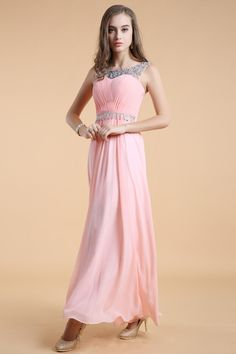 Prom Dresses 2014 Beaded Scoop Neckline Pleated Bust Pick Up Flowing Chiffon Skirt 21311 , You will find many long prom dresses and gowns from the top formal dress designers and all the dresses are custom made with high quality Cheap Graduation Dresses, Homecoming Dresses Under 100, Mini Prom Dresses, Cheap Wedding Dresses Online, Prom Dresses Online, Nice Dresses, Formal Dresses, Party Dresses, Pink Evening Dress