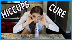 How To Cure Hiccups - YouTube
