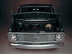 1971–77 Chevrolet G10 Chevrolet Van, Chevy Vans, Old School Vans, Chevy Pickups, Custom Vans, Van Life, 1970s, Truck, Wheels
