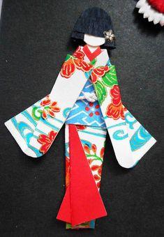 All-purpose handmade card 14_closeup of doll