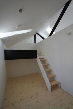 子供部屋事例:ロフトのような子供室(オウチ18・仙台 SOHOの家)