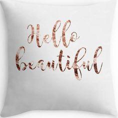 rose gold cushions uk - Google Search