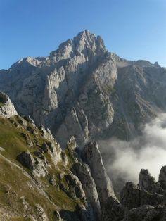 Asturias, Picos de Europa, Collado Jermoso