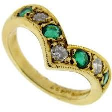 wishbone eternity ring - Google Search