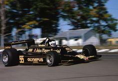 1978 Jean Pierre Jarrier, John Player Team Lotus, Lotus 79 Ford Cosworth