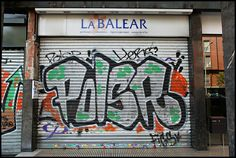 Barcelona shutters 2012 by STEAM156 PHOTO KING !, via Flickr