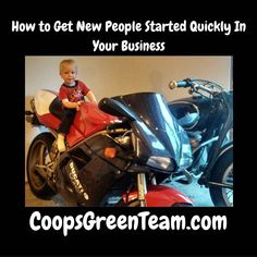 How to get people started quickly. #mlm #NetworkMarketing #workfromhome