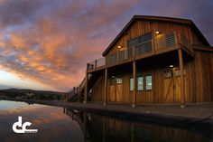 Check out this picturesque custom winery we designed and built in Benton City, Washington and see what DC Building can do for you.