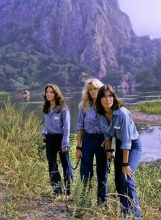 Publicity Photos Season 1 on Charlie's Angels 76-81 - http://ift.tt/2m3qDrB http://ift.tt/2mLWV7S