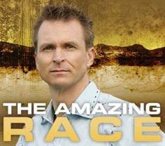 Amazing Race = the best reality show ever.  Love the world wide sight seeing.