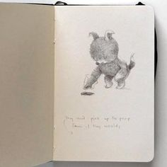 really interesting website, with a lot of sneak peaks in people's Sketchbooks | Renata Liwska | Book By Its Cover