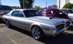 1968 Mercury Cougar, wow this is spotless!