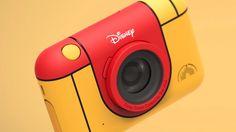 Disney camera for Shy kids on Behance