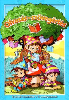 szövegértés o - Ágota Panyi - Picasa Web Albums Web Gallery, Alphabet Worksheets, Kids Learning, Bowser, Childrens Books, Homeschool, Teaching, Fictional Characters, Minden